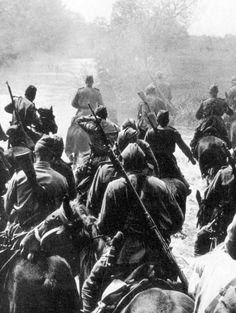 Soviet WW2 cavalry
