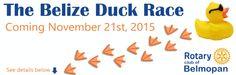 Belize Duck Race 2015