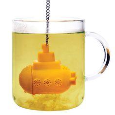 Boule à thé Tea sub, Pa design
