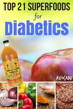 Top 21 Superfoods for Diabetics to Lose Weight | Diet for Diabetics | Diabetes Foods | Avocadu.com ** Click on the image for additional details. #health