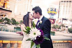 Las Vegas Photo Tour, Paris Las Vegas, Creative Las Vegas wedding photos