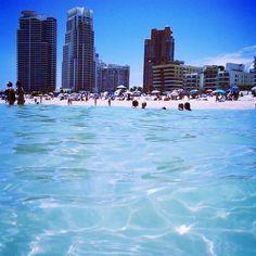 Miami beach...ahhhhhhhh ☀️