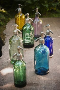 Seltzer Bottles.objectmythology blog
