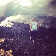 Big Four Ice Caves-Washington State  #travel