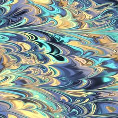 Colorful Rainbow Marble Patterns Textures and patterns | creaTTor