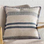 Mistana Friedman Cotton Throw Pillow Fill Material: Down Filled Floral Throw Pillows, Throw Pillow Sets, Outdoor Throw Pillows, Decorative Pillows, Blue Pillows, Pillow Talk, Lumbar Pillow, White Shag Rug, Neutral Pillows