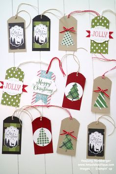 Christmas will be less than a month. and everybody will be busy to wrap Christmas presents soon. I made few designs of Christmas gift tags. Christmas Gift Exchange Games, Christmas Labels, Homemade Christmas Cards, Family Christmas Gifts, Christmas Gift Wrapping, Xmas Gifts, Handmade Christmas, Christmas Christmas, Christmas Present Tags