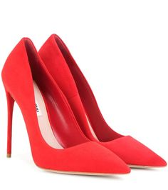 mytheresa.com - Pumps in suede - Luxury Fashion for Women / Designer clothing, shoes, bags