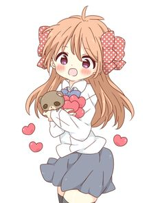Gekkan Shoujo Nozaki-kun shared by Soph Ie on We Heart It Manga Anime, Anime Demon, Anime Chibi, Kawaii Anime, Anime Art, Anime Girls, Manga Girl, Belle Cosplay, Vocaloid