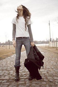 ☆ Rock 'n' Roll Style ☆ Hannah Davis