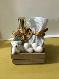 Caixa Lembrancinha Maternidade | Atelier Iara Zanatta | Elo7