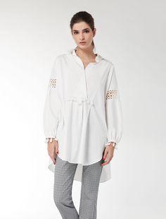 Cotton Oxford shirt Weekend Maxmara