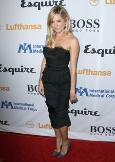 Sienna Miller hosts Esquire House grand opening