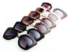 Queen College Vintage Brand Design Sunglasses Women Hot Selling Sun Glasses Metal Temple Oculos De Sol  UV400 QC0132