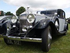 Rolls Royce Phantum Vintage Cars - 1933 | Flickr - Photo Sharing!