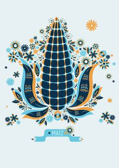 Herencia Mexicana illustrationsArt and design inspiration from around the world – CreativeRoots