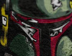 """Check out new work on my @Behance portfolio: """"Boba Fett"""" http://be.net/gallery/32674797/Boba-Fett"""