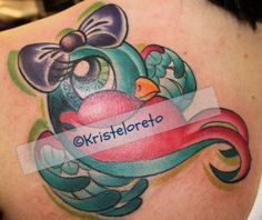 KristelOreto.com Tattoo Artist New Jersey - Tattoo Convention travel schedule on site