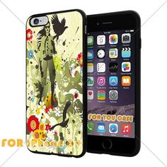 Animal : HawkFly3 Cell Phone Iphone Case, For-You-Case Iphone 6+ Plus Silicone Case Cover NEW fashionable Unique Design