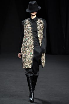 A.F. Vandevorst Fall 2012 Ready-to-Wear Collection Photos - Vogue