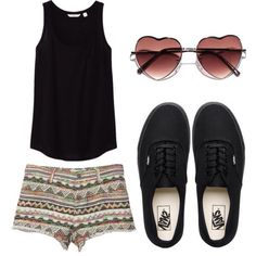 Summer outfits c: