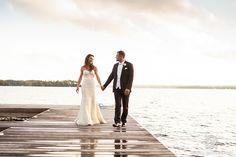 Dreamy Muskoka Wedding at Touchstone on Lake Muskoka Resort