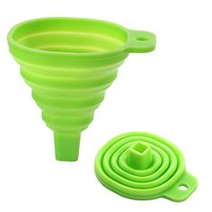 $5.69 w/free Prime shipping Use to fill homemade popsicle sleeves (Pinned here also). Leaton Silicone Collapsible Funnel Foldable Funnel for Li... https://www.amazon.com/dp/B014DS29EE/ref=cm_sw_r_pi_dp_x_EGDwzbF6Z097V