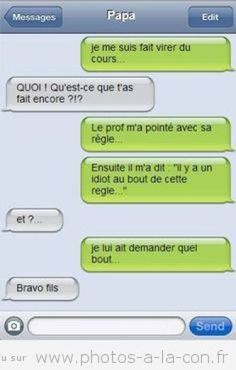 Home - Humor-France.fr - Trend Being Fooled Quotes 2019 Fool Quotes, Funny Quotes, Humor Quotes, Texting Story, Minions, Funny Sms, Easy Entertaining, Good Humor, Funny Stories