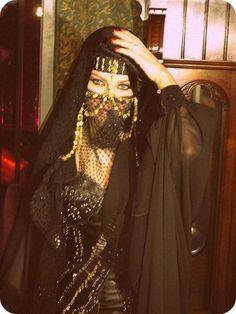 Haifa Wehbe; Hijab Beauty|