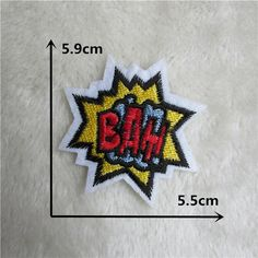 1pcs sell high quality letter patch hot melt adhesive applique embroidery patch DIY decoration accessory C157-C426