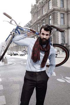 Loving this Gentlemen's Style! #MensFashion #StreetStyle #GentlemanStyle