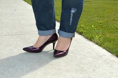 Fabulous 30s, shoes, heels, Calvin Klein, fashion, style, outfit inspiration