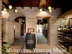 Museo Vino Malaga www.lacasita.com