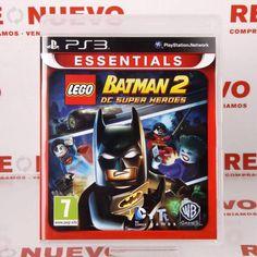 #BATMAN 2 DC #SUPER HEROES para #PS3 de segunda mano E272338 | Tienda online de segunda mano en Barcelona Re-Nuevo #segundamano