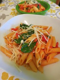Elizabeth's Dutch Oven: Noodles and Company Penne Rosa