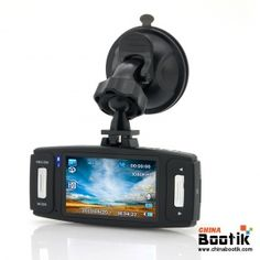 2.7 Inch Car Black Box DVR - GPS Logger, G-Sensor, Motion Detection, HDMI #carblackbox