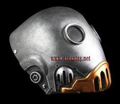 Hellboy Movie Kroenen Mask Resin 1:1 Replica for Cosplay Hellboy Kroenen