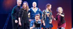 Gijs Stallinga neemt tijdelijk rol over van Martijn Noort in Razend #musicals #theater
