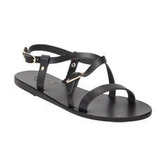 Ancient Greek Sandals Sofia Crisscross Slingback Flat Sandals at Barneys.com