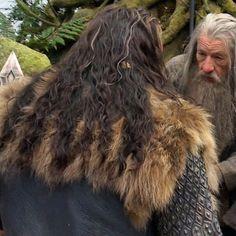 Love that mane of hair #thorin #thehobbit