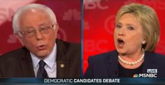 Desperate Hillary BOOED at debate; goes after Sanders for 'artful smear,' pulls woman card