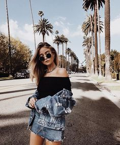 What's trending: women's street style for fall/winter 2017 Outfits Casual, Style Outfits, Summer Outfits, Cute Outfits, Photography Poses, Fashion Photography, Foto Casual, Outfits Damen, Street Look