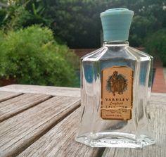 Yardley English Lavender London/Vintage Perfume Bottle/London/English…