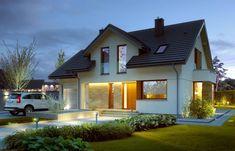 Praktyczny 3 - wizualizacja 1 - Projekty małych nowoczesnych domów