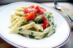 Penne Gorgonzola | Cooking Italy