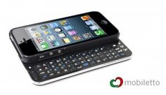 Mobiletto iPhone 5 Keyboard Case