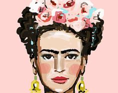 Check out this awesome collection of Frida Kahlo Art Desktop wallpapers, with 45 Frida Kahlo Art Desktop wallpaper pictures for your desktop, phone or tablet. Cute Wallpapers, Wallpaper Backgrounds, Iphone Wallpaper, Pink Wallpaper, Arte Pallet, Kritzelei Tattoo, Frida Art, Frida Kahlo Artwork, Pattern Wallpaper
