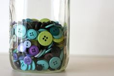 I love...buttons!