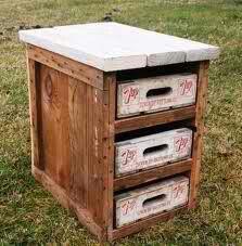 Pop crates