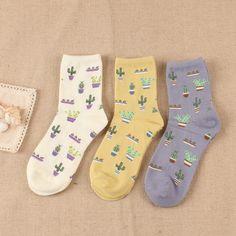 Aliexpress.com: Comprar Planta ZDL072 Nuevo Otoño y el Invierno de Corea Calcetines de Algodón Calcetines de Las Mujeres Al Por Mayor de traje de calcetín fiable proveedores en Hangzhou Yingge Trade Co., Ltd.